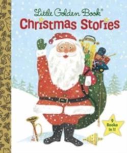 Little Golden Book Christmas Stories - 2860416858