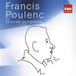 Poulenc : Integrale - Edition Du 50e Anniversaire 1963 - 2013 ( Limited) - 2839294636
