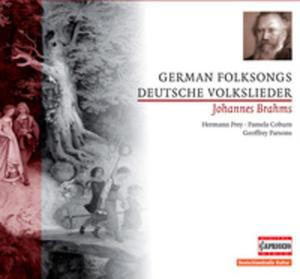 Brahms: Deutsche Volkslieder - 2839266785