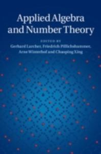 Applied Algebra And Number Theory - 2840058943