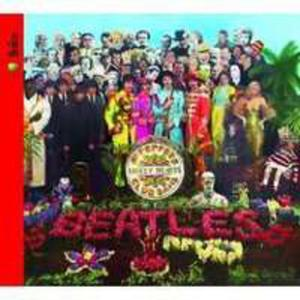 Sgt Pepper's Lonely Hearts Club Band - 2843673269