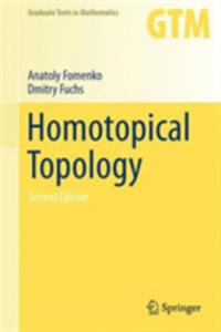 Homotopic Topology - 2846039874