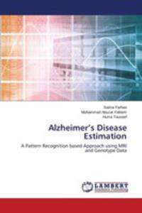 Alzheimer's Disease Estimation - 2857252723