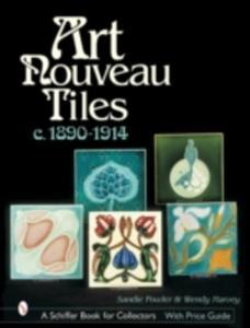 Art Nouveau Tiles, C. 1890 - 1914 - 2839886556