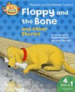 Oxford Reading Tree Read With Biff, Chip, And Kipper: Floppy And The Bone And Other Stories (Level 3) - 2839860187