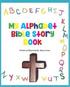 My Alphabet Bible Story Book - 2854880172