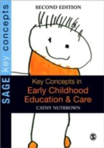 Key Concepts In Early Childhood Education And Care - 2839980411