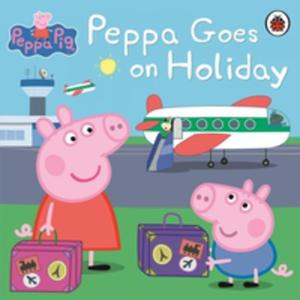 Peppa Goes On Holiday - 2840151876