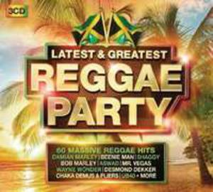 Reggae Party - Latest & G - 2846044826