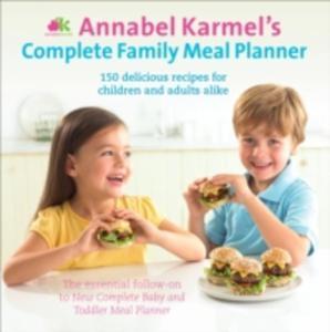 Annabel Karmel's Complete Family Meal Planner - 2839852281
