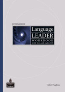 Language Leader Intermediate - Workbook (No Key) Plus Audio Cd [Zeszyt �wicze� Bez Klucza Plus Audio Cd] - 2839265905