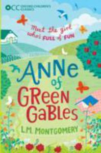 Oxford Children's Classics: Anne Of Green Gables - 2839977701