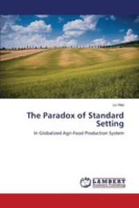 The Paradox Of Standard Setting - 2857252130