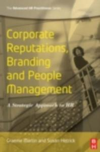Corporate Reputations, Branding And People Management - 2852828375