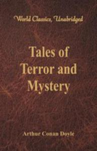 Tales Of Terror And Mystery (World Classics, Unabridged) - 2852920629