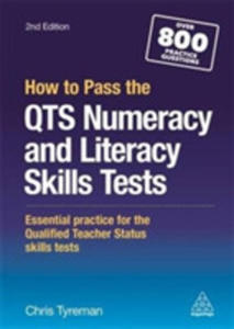 How To Pass The Qts Numeracy And Literacy Skills Tests - 2848196112