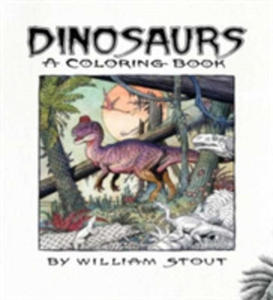 Dinosaur Coloring Book - 2842404658