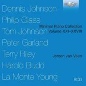 Minimal Piano Collection Volume Xxi-xxviii - 2849957988