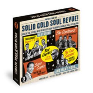 Solid Gold Soul Revue - 2839333454