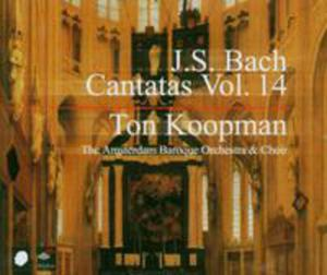 Complete Bach Cantatas 14 - 2839475727