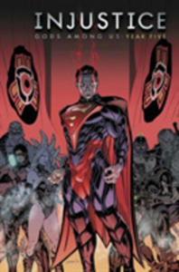 Injustice Gods Among Us Year Five Vol 1 - 2844456305