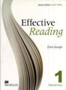 Effective Reading - 2840015970