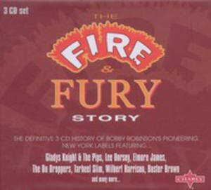 The Fire & Fury Box Set - 2839317163