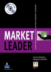 Market Leader Advanced - Teacher's Book Plus Test Master Cd-rom [Ksi��ka Nauczyciela Plus Test Master Cd-rom] - 2839265910