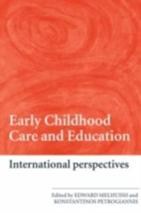 Early Childhood Care And Education - 2840848531