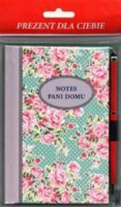 Notes Imienny Notes Pani Domu - 2846942505