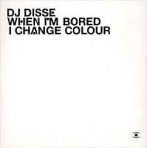 When I'm Bored I Change Colour - 2839229117