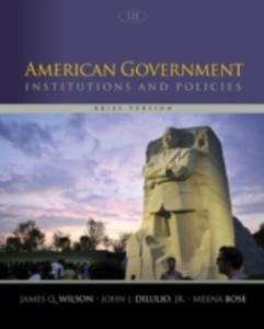 Introduction To Comparative Politics - 2839998714