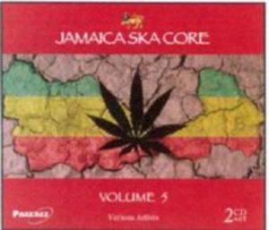 Jamaica Ska Core 5 / Różni Wykonawcy - 2839685136