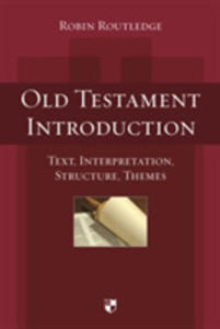 Old Testament Introduction - 2840427793