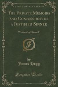 The Private Memoirs And Confessions Of A Justified Sinner - 2852986676