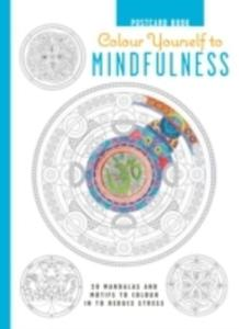 Colour Yourself To Mindfulness Postcard Book - 2846079392