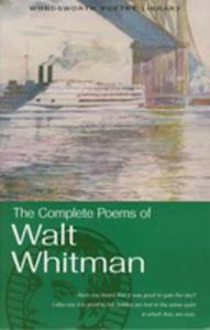 The Complete Poems Of Walt Whitman - 2839982465