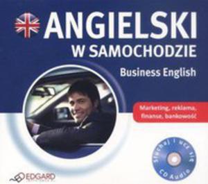 Angielski W Samochodzie. Business English. Książka Audio Cd - 2873995111
