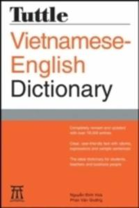Tuttle Vietnamese-english Dictionary - 2849938718