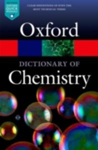 A Dictionary Of Chemistry - 2845353287