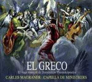 El Iaje De El Greco - 2839614040