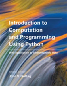 Introduction To Computation And Programming Using Python - 2848196089