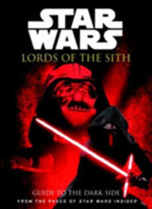 Star Wars - Lords Of The Sith: Guide To The Dark Side - 2849524830