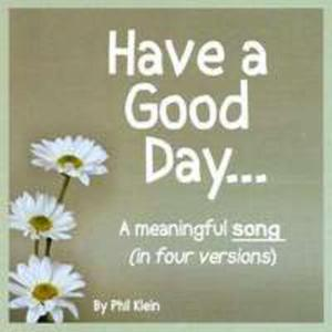 Have A Good Day (Cdr) - 2840331316