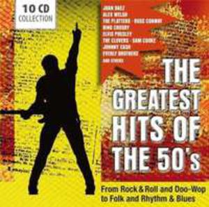 Greatest Hits Of The 50's - 2839495168
