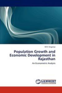 Population Growth And Economic Development In Rajasthan - 2860636178