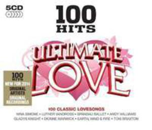 100 Hits - Ultimate Love - 2839389422