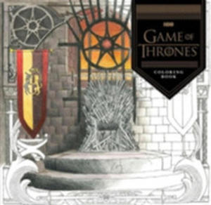 Hbo's Game Of Thrones Coloring Book - 2842404647