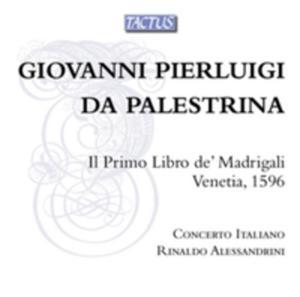 Il Primo Libro De Madrigali - 2840054029