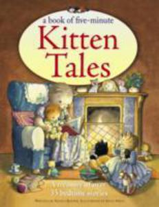 A Book Of Five - Minute Kitten Tales - 2839915974